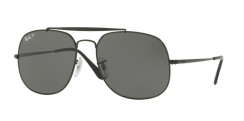 Ray-Ban General RB3561 002/58 Black
