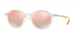 Ray-Ban Round Liteforce RB4237 62887Y Transparent
