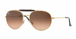 Ray-Ban RB3540 9001A5 Light Bronze