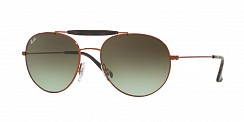 Ray-Ban RB3540 9002A6 Medium Bronze