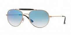 Ray-Ban RB3540 90353F Copper