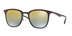 Ray-Ban RB4278 6285A7 Black/Matte Brown