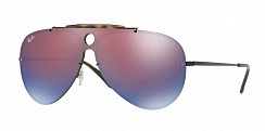 Ray-Ban RB3581N 153/7V Demiglos Black