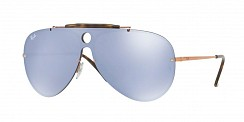 Ray-Ban RB3581N 90351U Copper