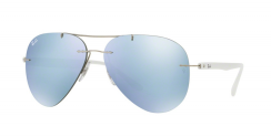 Ray-Ban RB8058 003/30 Silver