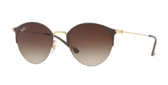 Ray-Ban RB3578 900913 Gold Top Brown