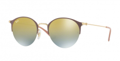 Ray-Ban RB3578 9011A7 Gold Top Turtle Dove