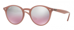 Ray-Ban RB2180 62297E Opal Antique Pink