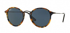 Ray-Ban RB2447 1158R5 Spotted Blue Havana