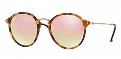Ray-Ban RB2447 11607O Spotted Brown Havana