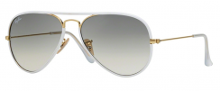 Ray-Ban Aviator Full Color RB3025 146/32 Shiny Gold