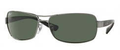 Ray-Ban Active Lifestyle RB3379 004/58 Gunmetal
