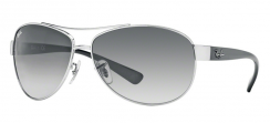 Ray-Ban Active Lifestyle RB3386 003/8G Silver