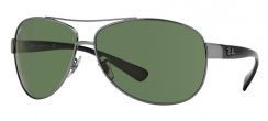 Ray-Ban Active Lifestyle RB3386 004/71 Gunmetal