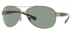 Ray-Ban Active Lifestyle RB3386 004/9A Gunmetal
