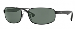 Ray-Ban Active Lifestyle RB3445 002/58 Black