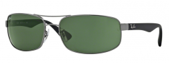 Ray-Ban Active Lifestyle RB3445 004 Gunmetal
