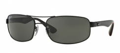 Ray-Ban Active Lifestyle RB3445 006/P2 Matte Black