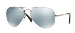 Ray-Ban Highstreet RB3449 003/30 Silver