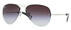 Ray-Ban Highstreet RB3449 003/8G Silver