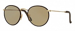 Ray-Ban Zonnebril RB3475Q 112/53 Matte Arista/Brown Leather