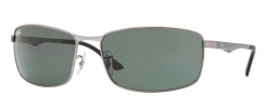 Ray-Ban Active Lifestyle RB3498 004/71 Gunmetal
