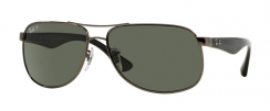 Ray-Ban Highstreet RB3502 004/58 Gunmetal