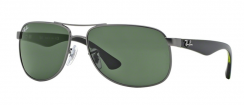 Ray-Ban Highstreet RB3502 029 Matte Gunmetal