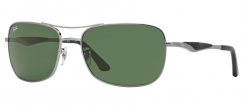 Ray-Ban Active Lifestyle RB3515 004/71 Gunmetal