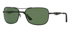Ray-Ban Active Lifestyle RB3515 006/71 Matte Black