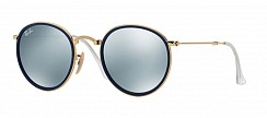 Ray-Ban Round RB3517 001/30 Gold