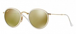 Ray-Ban Round RB3517 001/93 Gold
