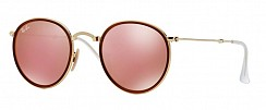 Ray-Ban Round RB3517 001/Z2 Gold