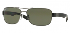 Ray-Ban Active Lifestyle RB3522 004/9A Gunmetal