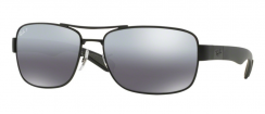 Ray-Ban Active Lifestyle RB3522 006/82 Matte Black