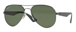 Ray-Ban Highstreet RB3523 029/9A Matte Gunmetal