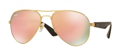 Ray-Ban Highstreet RB3523 0112/2Y Matte Gold