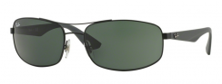 Ray-Ban Active Lifestyle RB3527 006/71 Matte Black