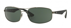 Ray-Ban Active Lifestyle RB3527 029/71 Matte Gunmetal