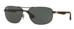 Ray-Ban RB3528 191/71 Matte Black