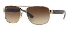 Ray-Ban Highstreet RB3530 001/13 Gold