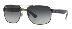 Ray-Ban Highstreet RB3530 004/8 Gunmetal