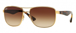 Ray-Ban Highstreet RB3533 001/13 Gold