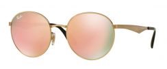 Ray-Ban RB3537 001/2Y Gold