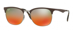 Ray-Ban RB3538 9006A8 Gunmetal/Matte Brown