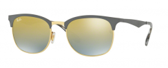 Ray-Ban RB3538 9007A7 Gold/Matte Grey