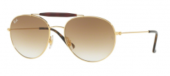 Ray-Ban RB3540 001/51 Gold