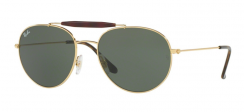 Ray-Ban RB3540 001 Gold