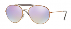 Ray-Ban RB3540 198/7X Shiny Bronze