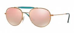 Ray-Ban RB3540 198/7Y Shiny Bronze
